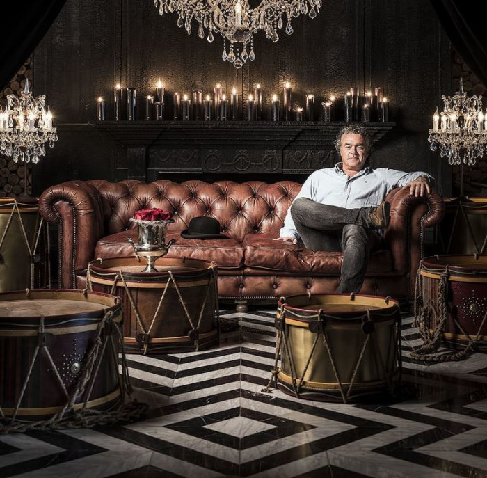 Timothy Oulton - Global Dinner Party Critic