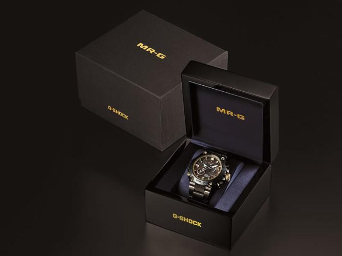 Casio G-Shock Basel Special Edition MR-G