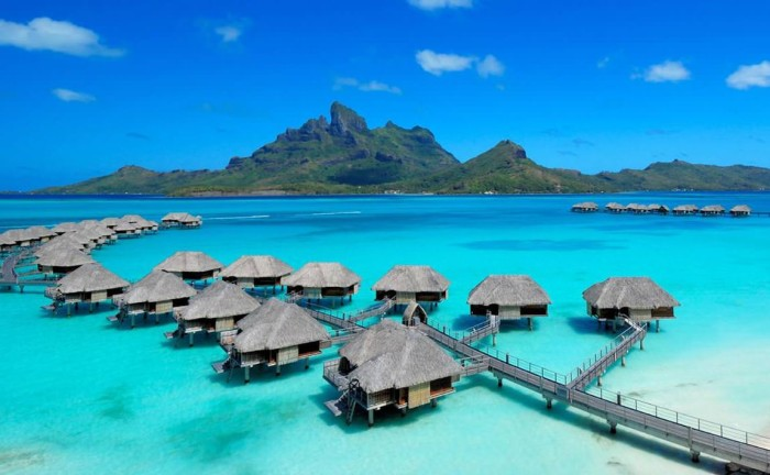 Four Jet Tour - Bora Bora