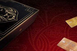 Aurea Solid Gold MasterCard