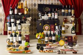 Harrods Christmas Hamper 2015