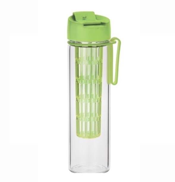 Trudeau BCRF Mist Hydrator Hydration Bottle