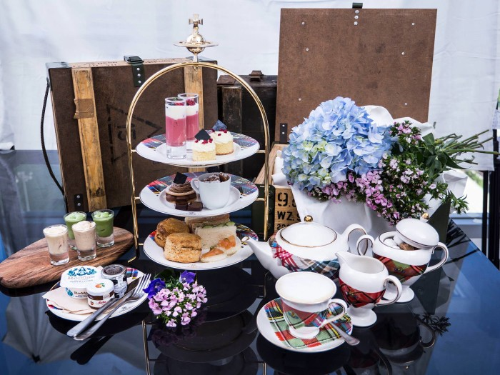 Vivienne Westwood Café Hong Kong