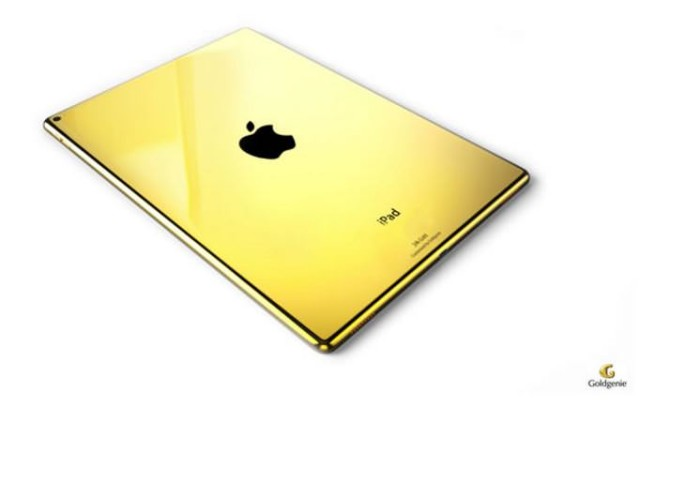 Goldgenie iPad Pro