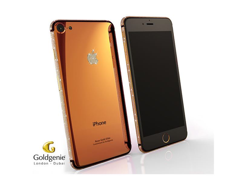 Goldgenie iPhone 7