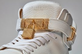 100 MM Diamond Sneaker
