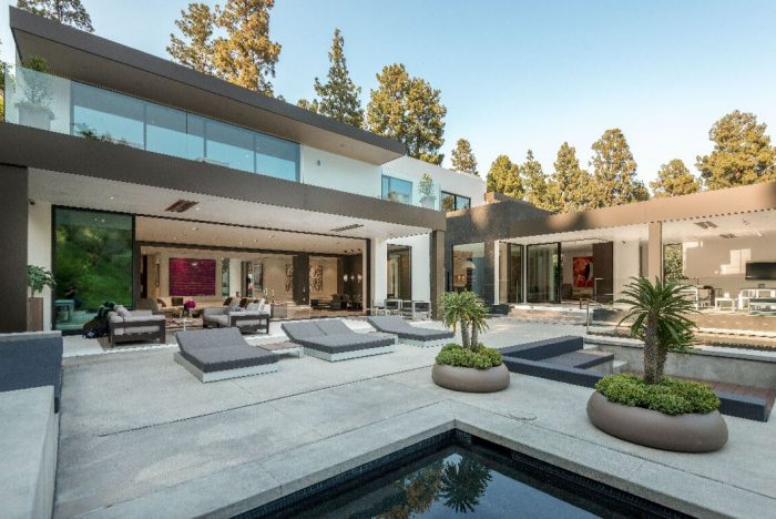 Charles Park Beverly Hills Home