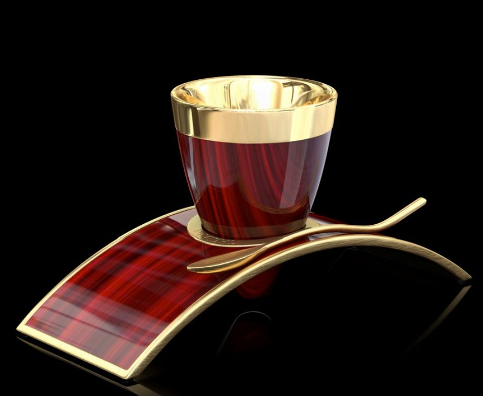 Deviehl Ross Kopi Espresso Set
