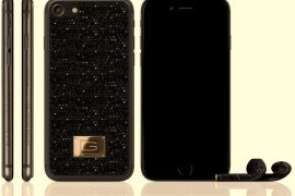 Gresso iPhone 7 Black Diamond collection