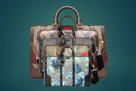 gucci duffel bag collection