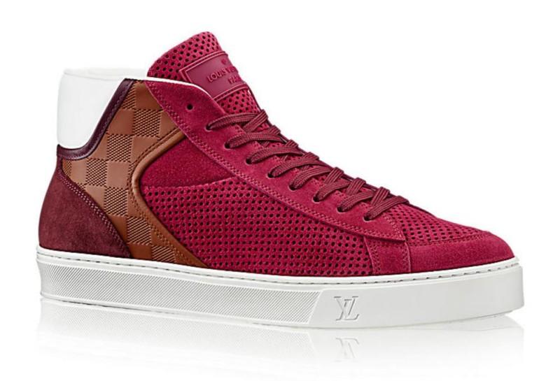 Louis Vuitton Fall Winter Sneakers