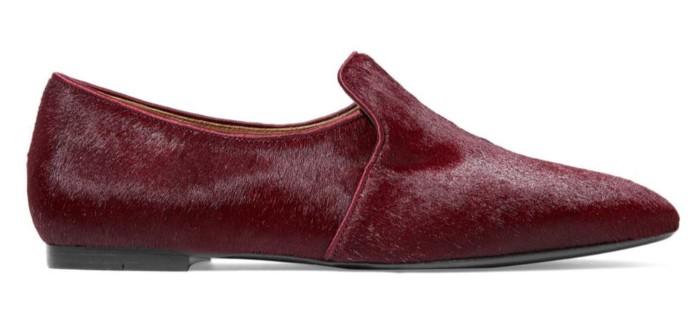 The Row - Alys Calf Hair Loafers