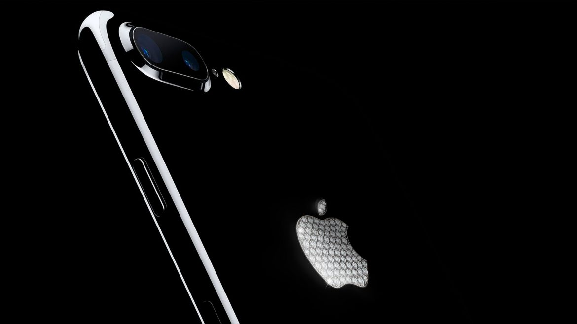 Adamantino Diamond-Studded iPhone 7