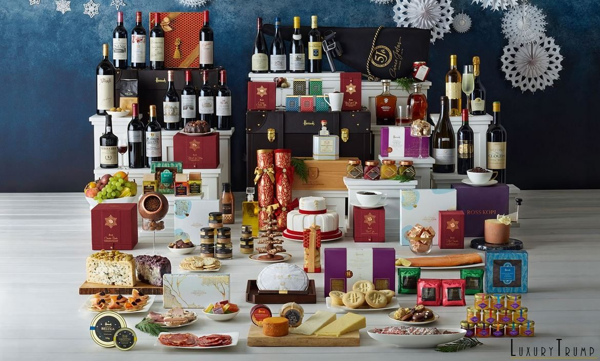 Harrods Decadence Hamper 2016