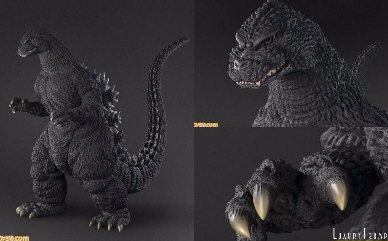 Human Sized Godzilla