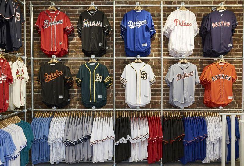 MLB Pop-Up Store London