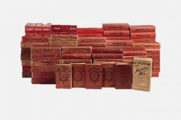 Michelin Guides Christie's Auction
