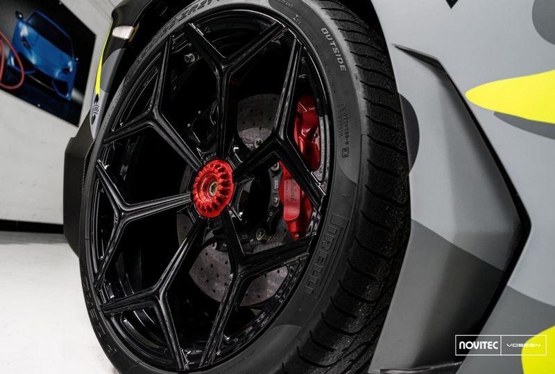 Novitec Torado Aventador LP-750 SV