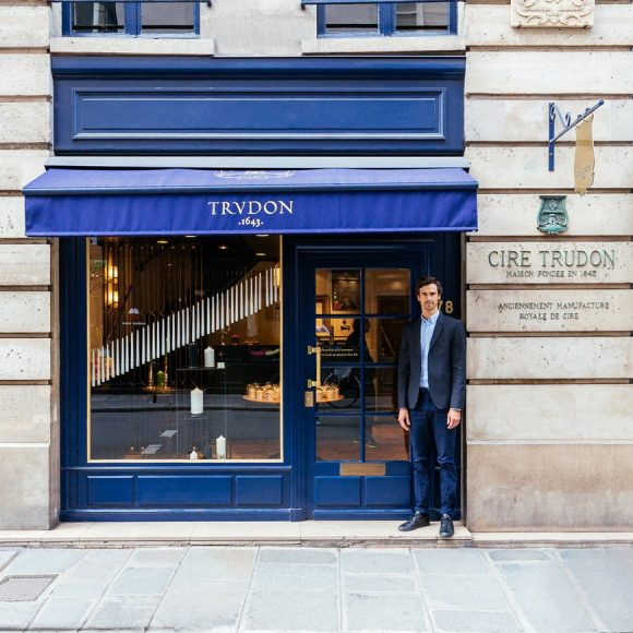 Paris Shop Signs - Cire Trudon