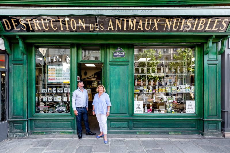 Paris Shop Signs - Julien Aurouze And Co