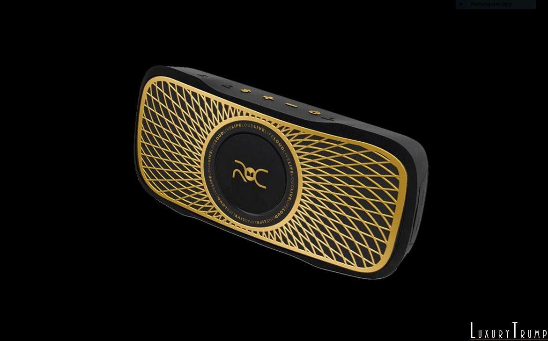 ROC BackFloat Floating Bluetooth Speaker