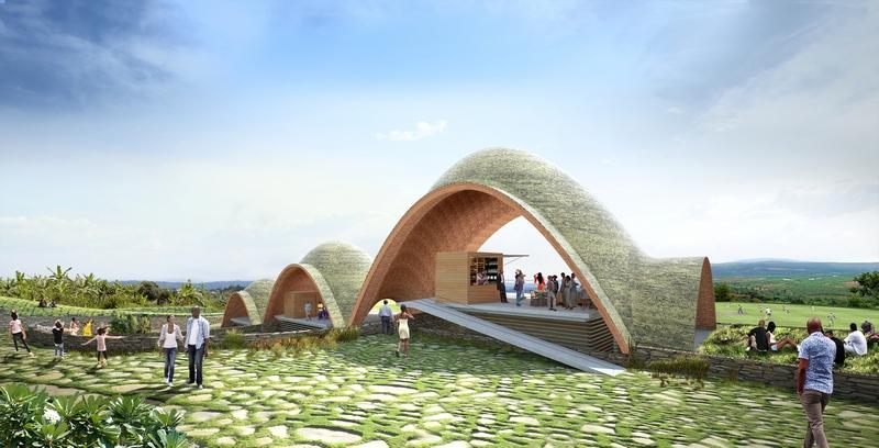 Kigali Cricket Pavilion
