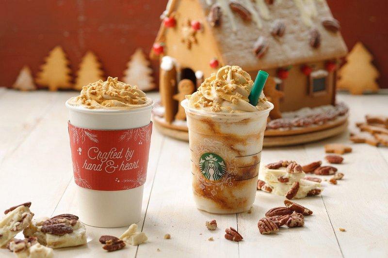 Starbucks Japan Holiday Drinks