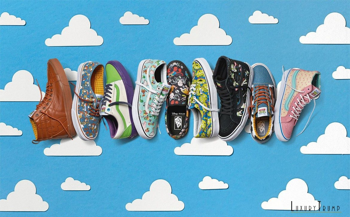 Toy Story Vans