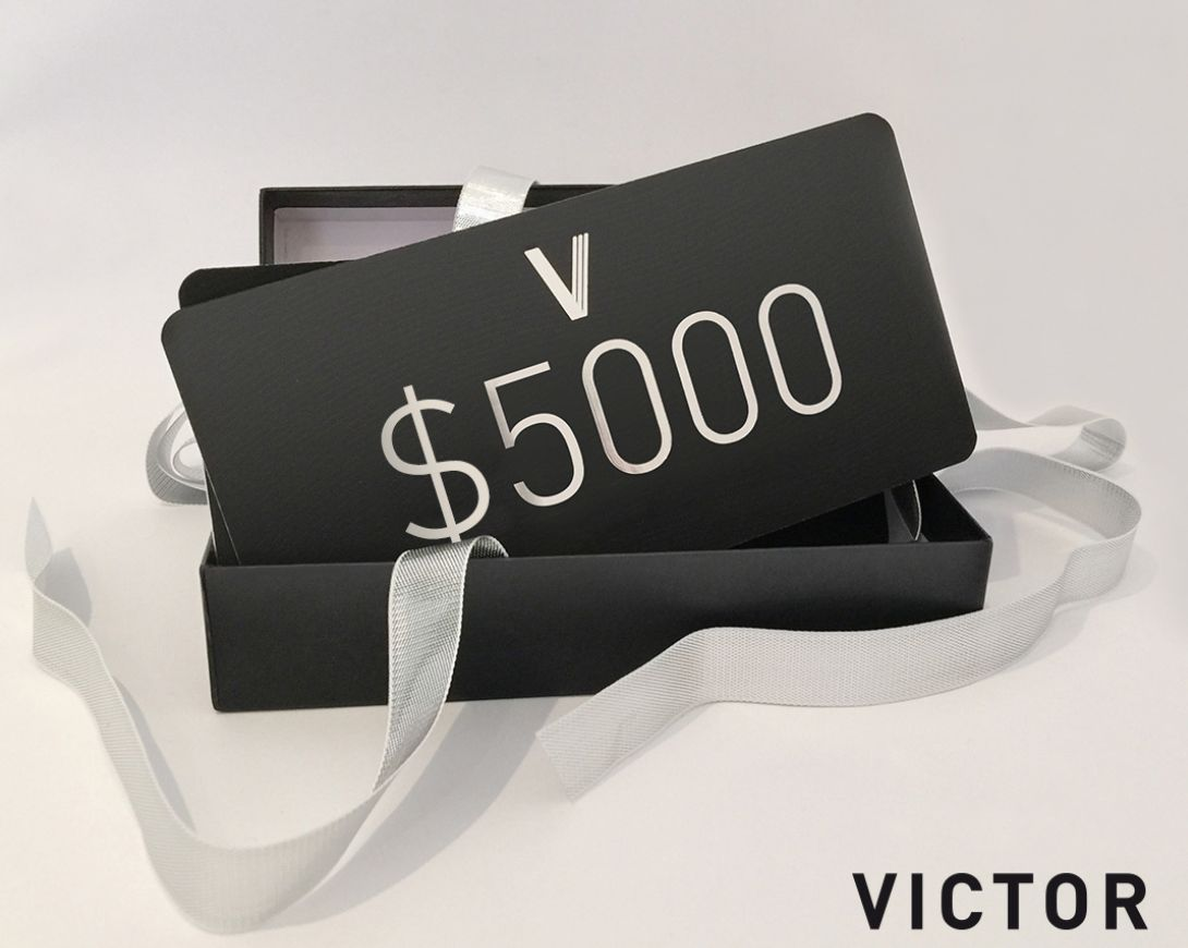Victor Private Jet Charter Gift Card