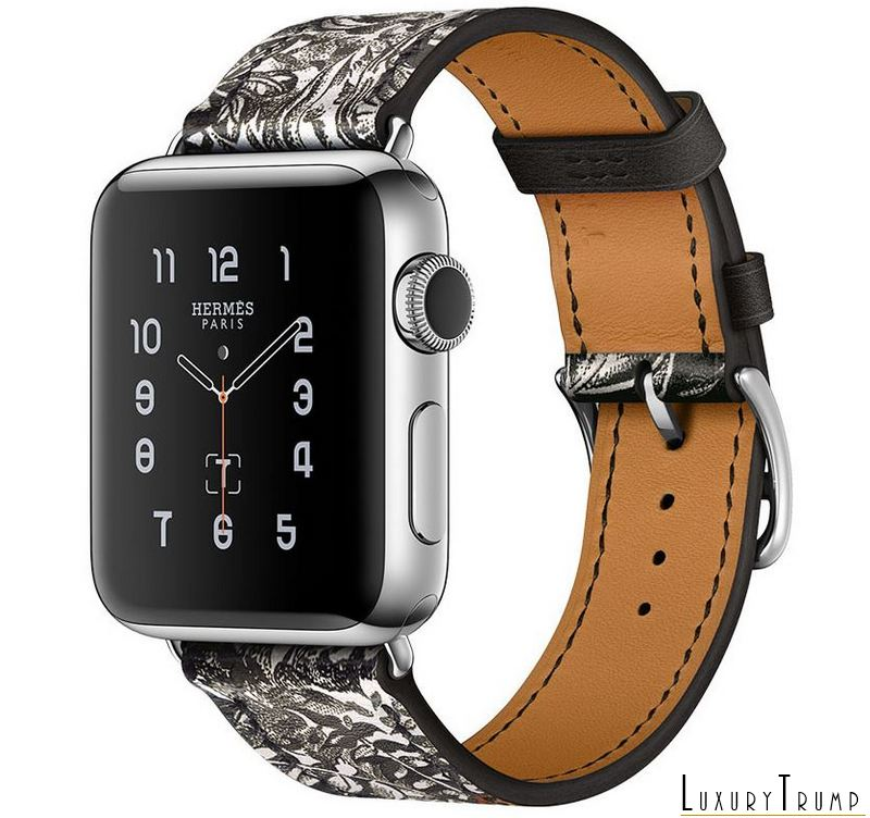 Équateur Tatouage Apple Watch Strap