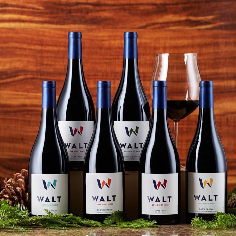 2014 Walt Ultimate Pinot Noir Set