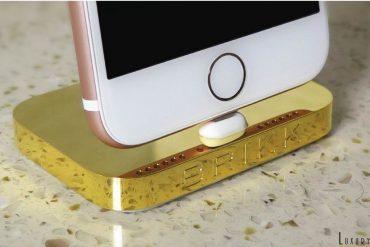Brikk Lux iPhone Dock