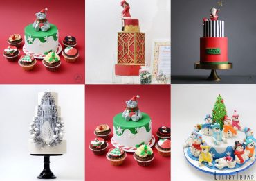 Christmas Cakes From Russia