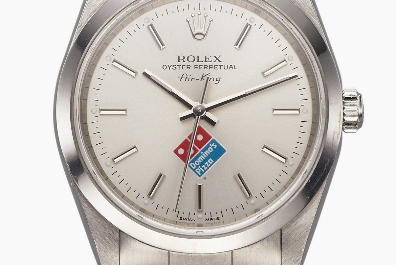 Domino's Rolex