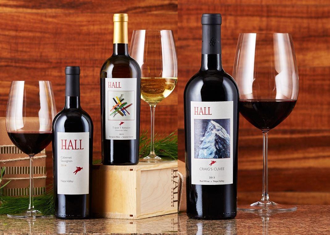 HALL & WALT Wines