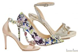 Jimmy Choo Custom Bejeweled Collection