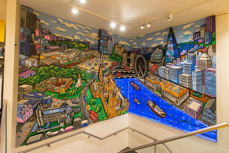 LEGO London Flagship