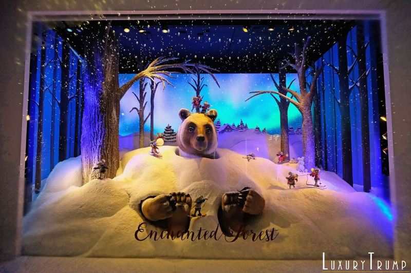 Lord & Taylor Enchanted Forest