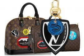 Louis Vuitton World Tour Collection