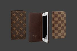 Louis Vuitton iPhone 7 Folio