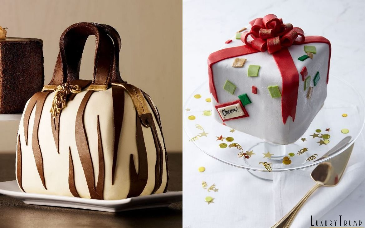 Neiman Marcus Holiday Christmas Cake