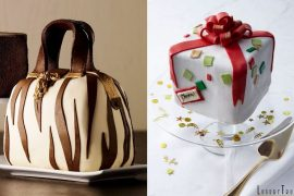 Neiman Marcus Holiday Christmas Cake