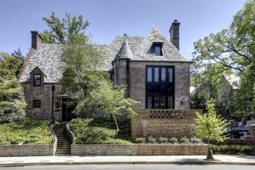 Obama Kalorama Home