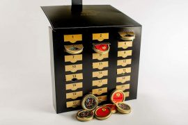Prunier Caviar Advent Calendar