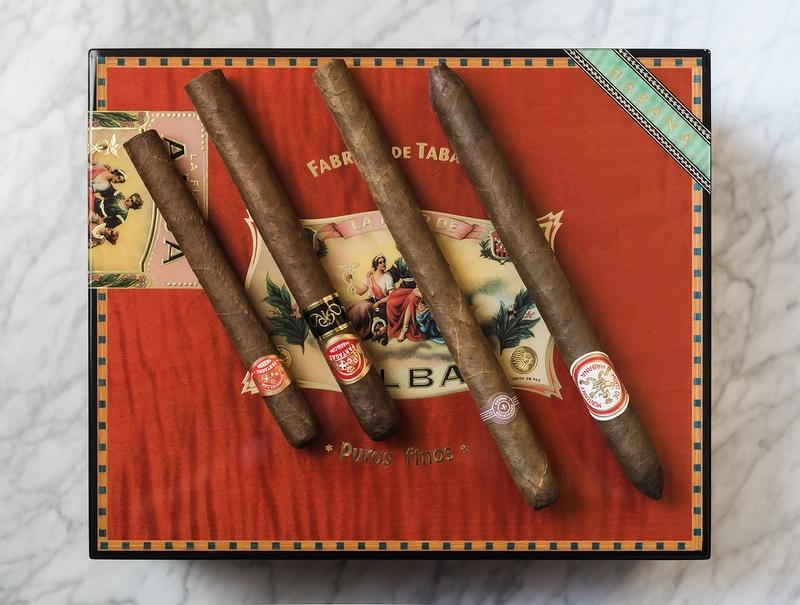 Ultimate Bar Cabinet Cigars
