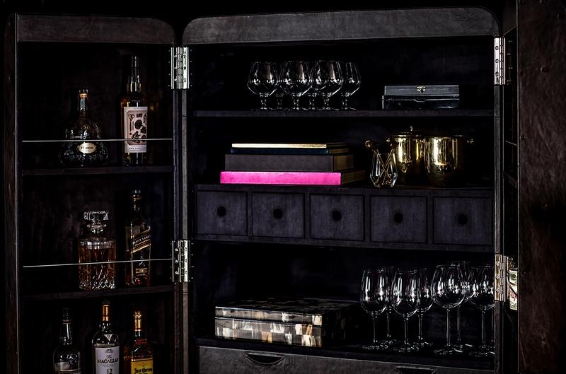 Ultimate Bar Cabinet Timothy Oulton