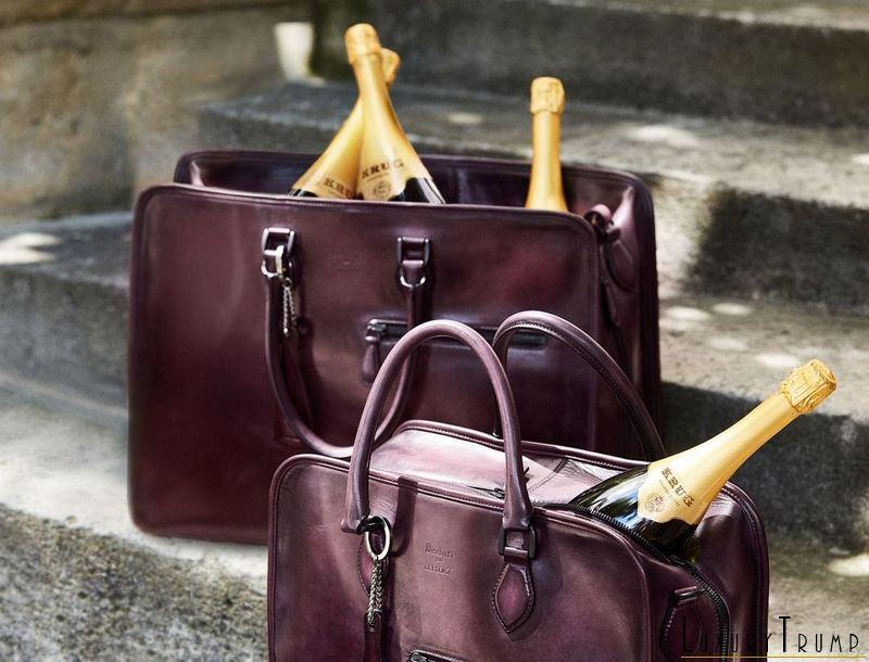 Berluti Pour Krug Bag