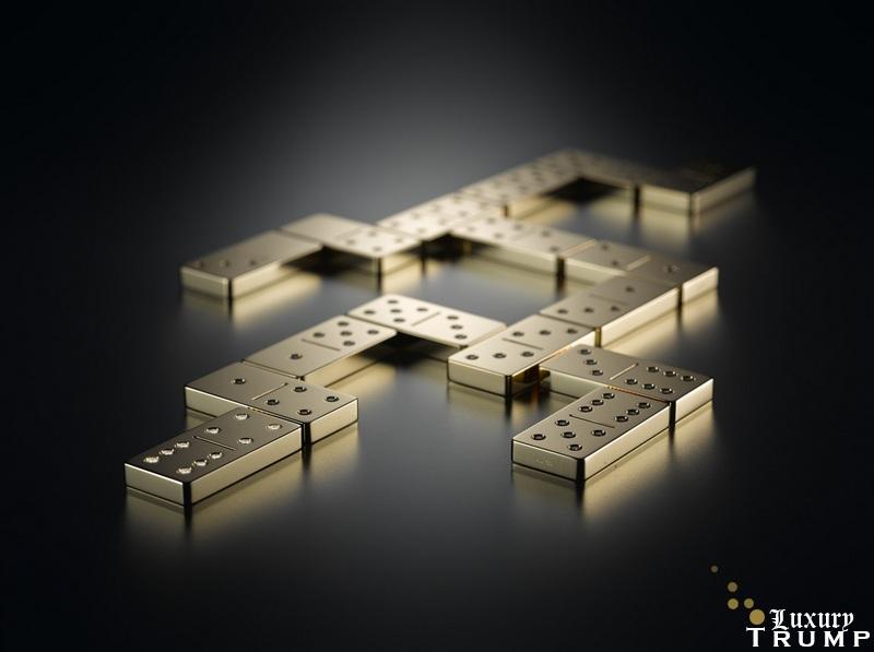 Lieb Manufaktur Domino Set