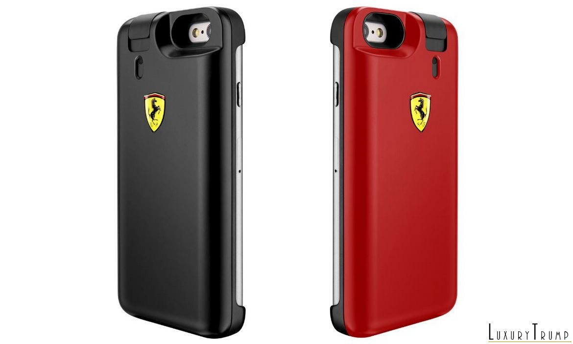 Ferrari Perfumed iPhone 6s Case