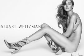 Stuart Weitzman By Gigi Hadid Spring 2017